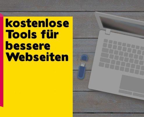 10 Kostenlose Tools für die Website
