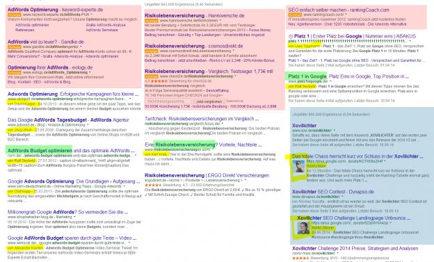 Google entfernt Profilbilder, damit mehr Personen auf die Anzeigen klicken
