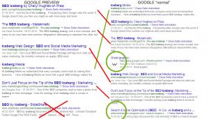 Der Google Effekt - Berücksichtigt eigenes Suchverhalten