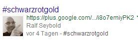 Profilbilder in Google Suchergebnissen