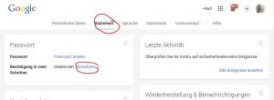 Google 2FA