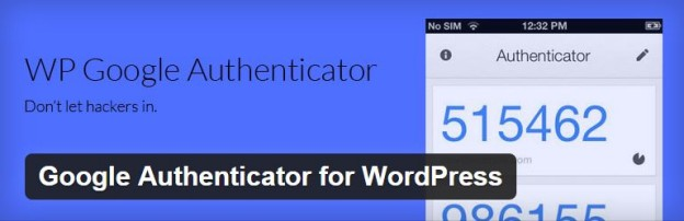 Google Two Way Authentication for WordPress