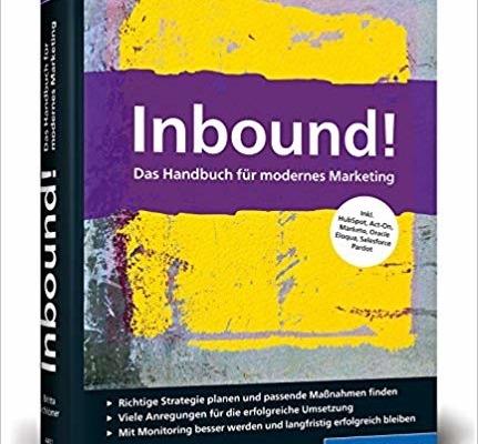Buchempfehlung Inbound und Content