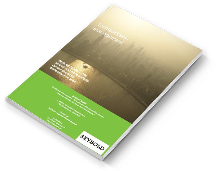 Sichtbarkeitsstudie 2016 - Deutscher Mittelstand mit Sicherheitslücken und SEO-Problemen