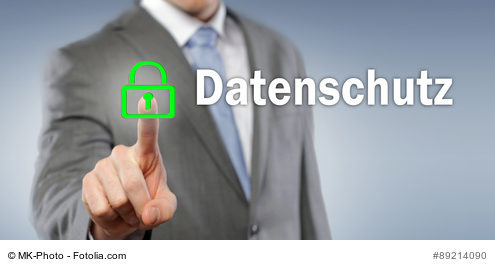 Datenschutz (Foto: MK-Photo, Fotolia)