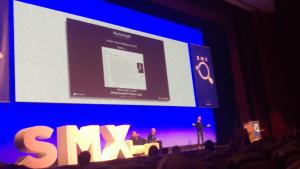 Marcus Tober, Searchmetrix auf der SMX 2016 München