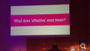 Effectivitätsmessung von Content Strategien, SMX 2016, München