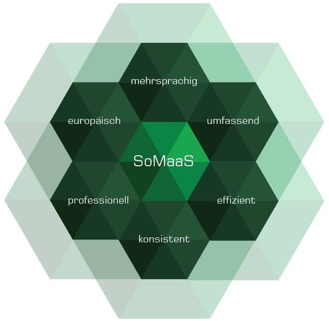 Social Media as a Service (SoMaaS)