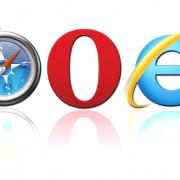 Verschiedene Browser