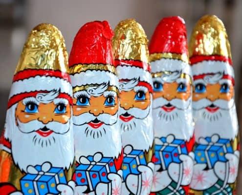 Online-Shops bereiten sich auf die Weihnachtszeit vor