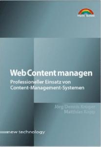 Web-Content managen