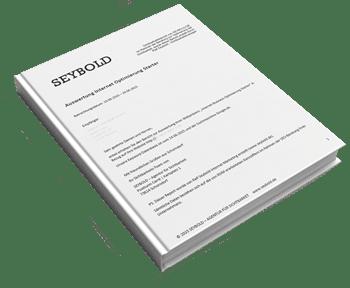 Audit zum Sichtbarkeitsmanagement nach Seybold