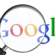 Google Suche nach Dienstleister