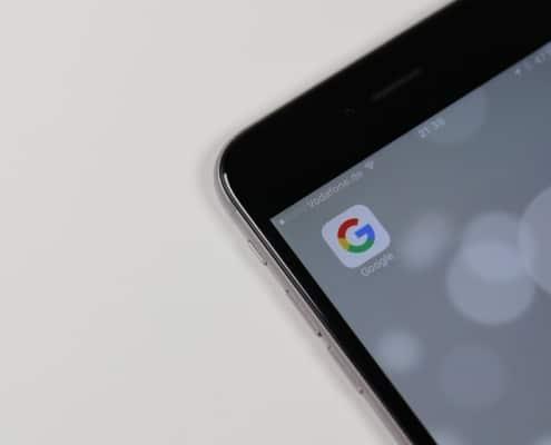 googleapp iphone von ralf seybold