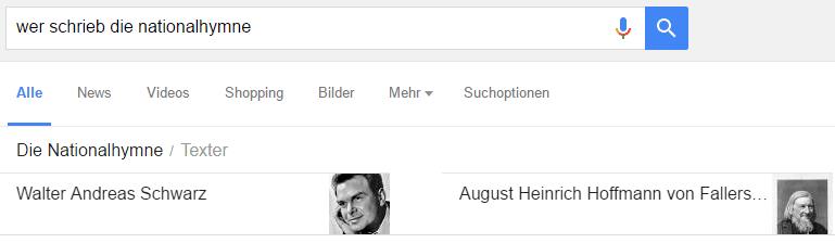 Wer schrieb die deutsche Nationalhymne