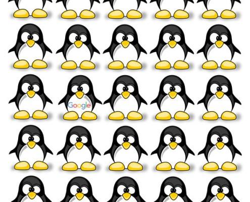 Echtzeit Google Penguin Algorithm - Realtime Penguin