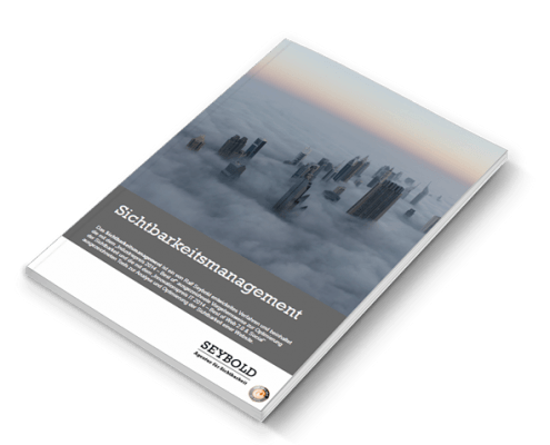 Kostenloses EBook zu SEO und Sichtbarkeitsmanagement