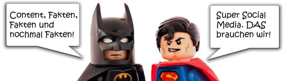 Content vs. Super Social Media